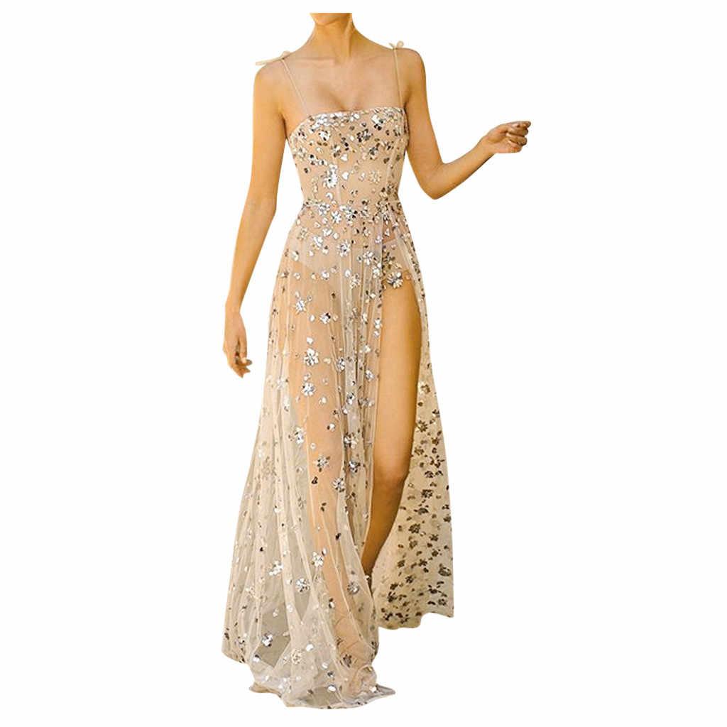 Moda Vintage elbise 2019 sonbahar seksi askı akşam sutyen parti günlük elbiseler vestidos mujer invierno