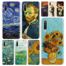 Van Gogh oil painting Phone Case Cover For Xiaomi