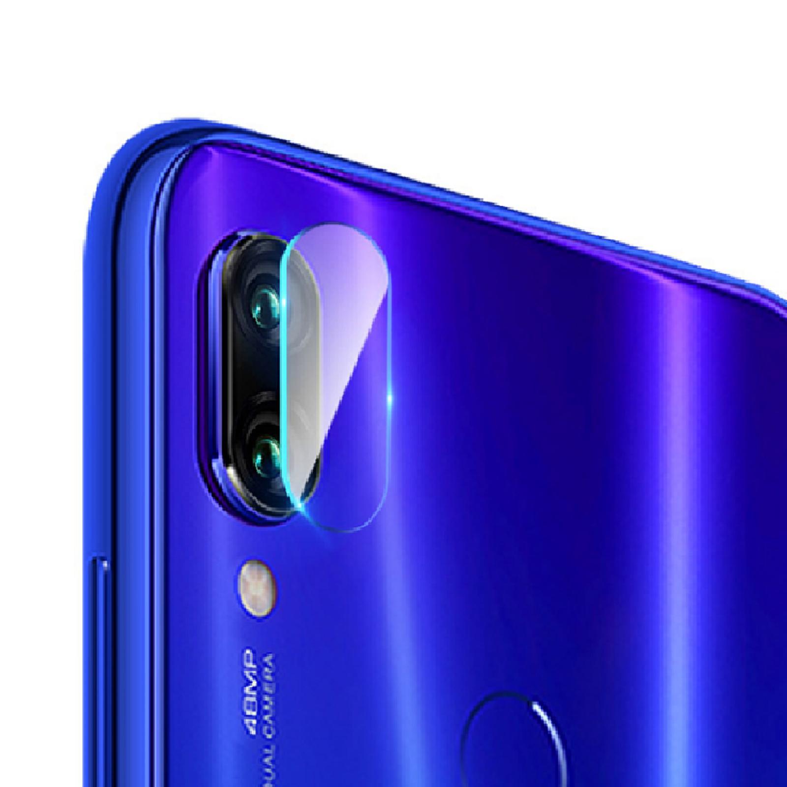Protector Para Lente De Camara Cristal Templado 9H Del Xiaomi Redmi Note 6 Pro