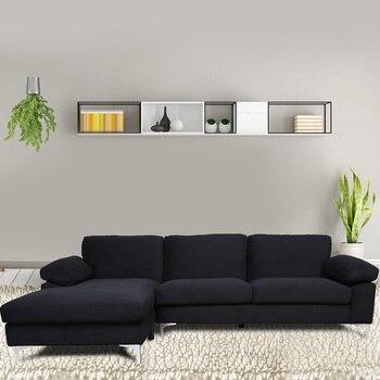 Modern Fabric Sofa 1