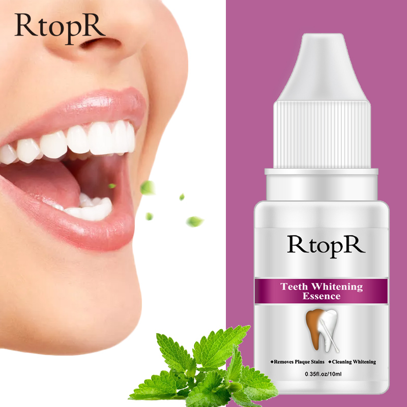 Teeth Cleaning Water Whitening Essence Daily Use Effective Remove Plaque Stains Cleaning Product Teeth Oral Hygiene Essence 10ml