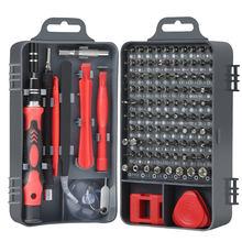 Набор ручных инструментов 117 в 1 отверток магнитная отвертка