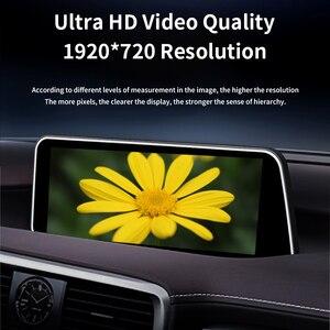 Image 3 - 4 + 64 Android 10 NX 300H รถมัลติมีเดีย Player วิทยุสำหรับ Lexus NX200 2018 NX300H NX200T GPS นำทาง autoradio 2 Din Head Unit