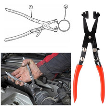 Car Tools Angled Swivel Locking Car Pipe Hose Clamp Pliers Fuel Coolant Clip Tool Car Tools Pipe Clamps Pliers Car Clip Plier inflatable pump motorcycle car styling professional angled hose clamp pliers