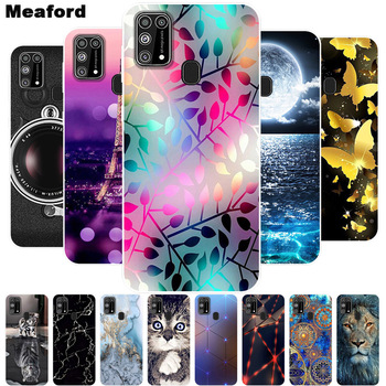 цена на For Samsung A21S Case Shockproof Soft silicone TPU Back Cover For Samsung Galaxy A21S Case A 21S A21 S 2020 A21S M21 Phone Cases