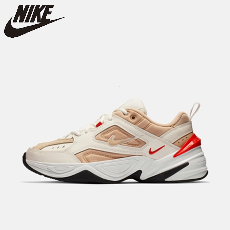 Nike W <font><b>M2K</b></font> Tekno Original New Arrival Men Running Shoes Comfortable Lightweight Breathable Sports Sneakers #AV4789-102 image