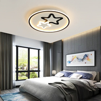 inimalist Black/White/Pink led ceiling lights For living room lights Bedroom ceiling light Modern ceiling lamp plafon led lamp