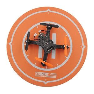 Image 4 - Landing Pad Voor Dji Spark Drone Mini Drone Accessoires Waterdicht Desktop Parking Schort 25Cm Spark Opvouwbare Tello Demper