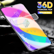 Full Cover Hydrogel Film For Xiaomi Mi 9 9T 9X CC9 CC9E A3 Screen Protector On The For Redmi Note 5 6 7 K20 Pro Protective Film(China)