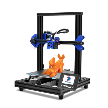Tronxy 3D Printer XY-2 PRO Impressora Drucker Build Plate 255*255mm Fast assemble High Precision for Beginners with PLA Filament