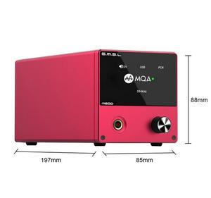 Image 5 - SMSL M500 DAC Kulaklık AMP MQA ES9038PRO ES9311 XMOS XU 216 32bit 768kHz DSD512 Yüksek Çözünürlüklü Ses DAC kulaklık amplifikatörü, ön sipariş
