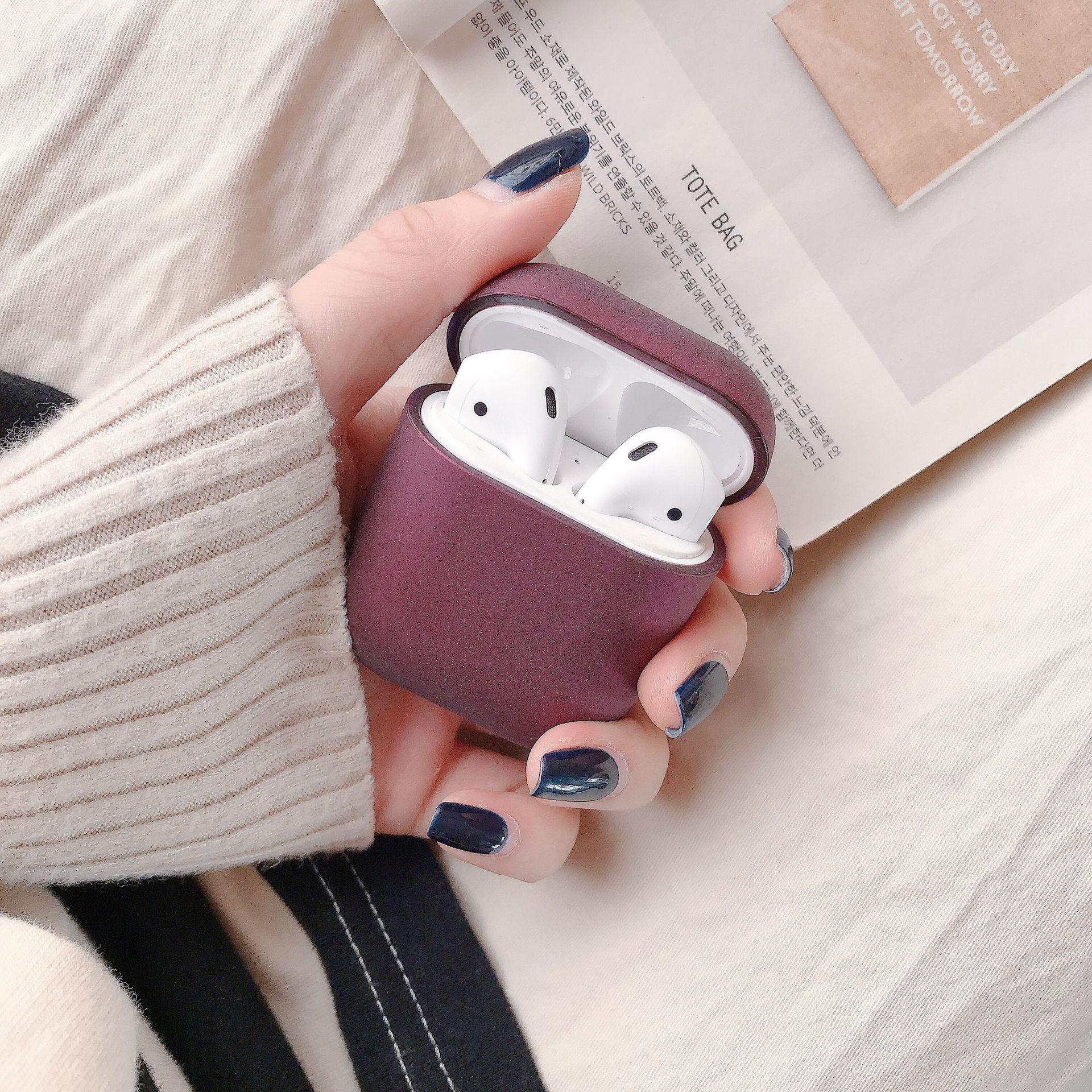 Роскошная мраморная УФ жесткий наушников чехол для Apple AirPods про 3 AirPods3 защитный чехол наушники EarPods беспроводная связь Bluetooth защитный чехол