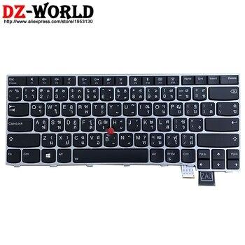 New/orig silver Thai Backlit Keyboard for Lenovo Thinkpad T470S 13 Gen2 S2 T460S Laptop Teclado 01EN921 01EN880