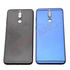 Image 2 - for Huawei Mate 10 Lite Back Battery Cover Nova 2i Rear Door Housing Case RNE L21 For Huawei Mate 10 Lite Battery Cover Replace