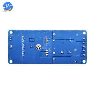 Image 5 - IRS2092S 500W wzmacniacz Mono Board klasy D HIFI wysokiej mocy cyfrowy wzmacniacz 20Hz 20KHz ochrona głośników z wentylatorami