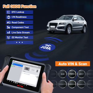 Image 3 - Autel أداة تشخيص السيارة MaxiSys MS906BT ، تشخيص السيارة مع تشفير وحدة التحكم الإلكترونية ، الاختبار النشط ، مفاتيح IMMO ، مستوى OE ، إعادة ضبط الزيت ، EPB ، SAS