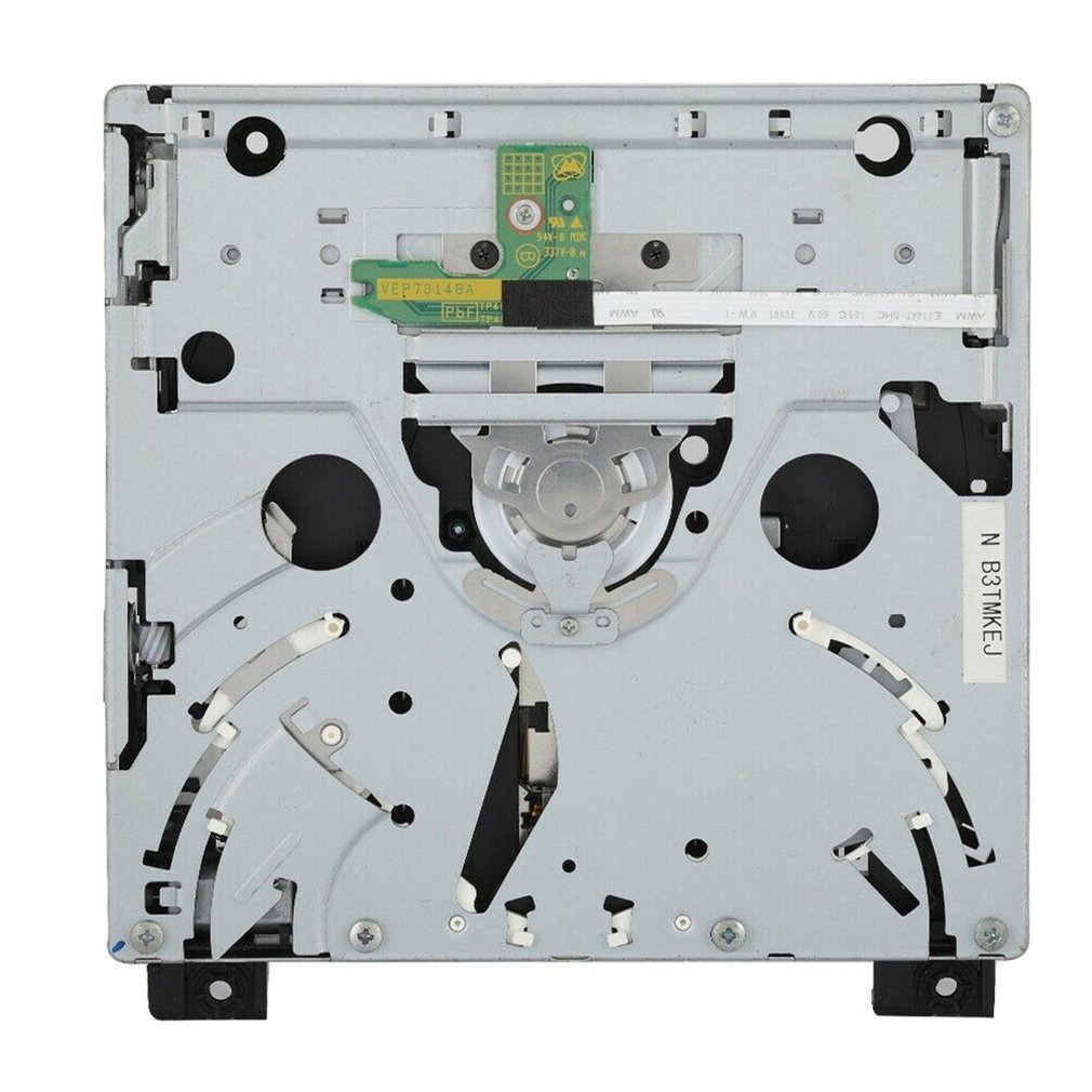 Replacement DVD Rom Drive Disc Repair Part For Nintend Wii D2E Video Game Player Accessory Perfect Edition