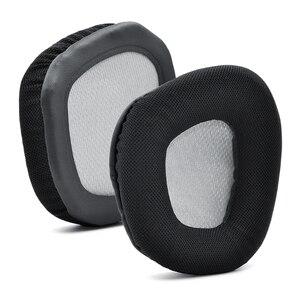 Image 5 - بطانة للأذن وسائد الأذن سماعة استبدال ل Corsair VOID برو سماعات للعب دروبشيب