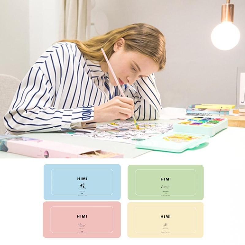 18 cores conjunto de pintura de gouache