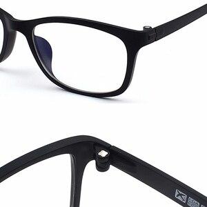 Image 5 - Компьютерные очки из вольфрамовой углеродистой стали. Защитят Ваши глаза от усталости, радиации от компьютера. Очки для чтения. Очки с оправой. Модель   RE13031