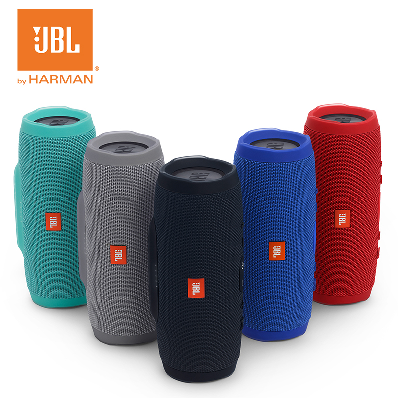 Original <font><b>JBL</b></font> <font><b>Charge</b></font> 3 Wireless Bluetooth <font><b>Speaker</b></font> IPX7 Waterproof Portable Music <font><b>Speakers</b></font> Small Sound Box Multiple Audio With Mic image