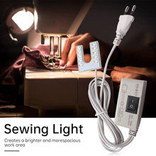 Рабочее светодиодное освещение Гибкая гусиная шея с магнитным