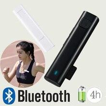 JINSERTA Bluetooth Audio Receiver Wireless Adapter 3,5mm Musik Wireless Adapter Unterstützung TF Karte Auto Kit für Lautsprecher Kopfhörer