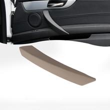 สำหรับBMW Z4 E89รถด้านหน้าขวาที่จับประตูด้านในดึงTrim Autoภายในประตูมือจับครอบคลุมอุปกรณ์เสริม
