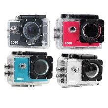 Go pro-cámara deportiva 1080 gopro 360, estabilizador de bicicleta acuática, snowboard, esquí, impermeable