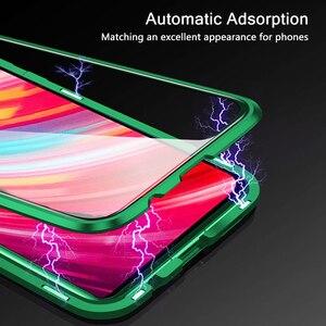Image 2 - Mới Cho Redmi Note 8 Pro 2 Mặt Kính Cường Lực Bảo Vệ Mặt Sau Ốp Lưng Cho Xiaomi Red Mi Note 8 Note8 Pro 8T Từ Ốp Lưng