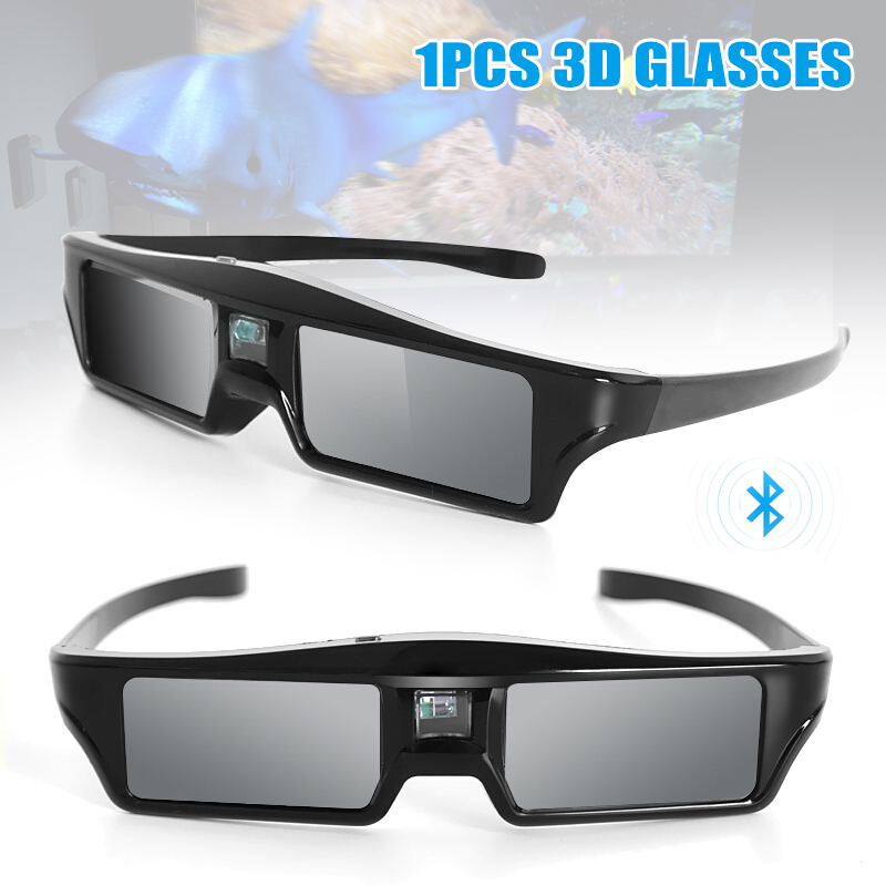 3D Shutter Bluetooth Glasses High Definition Glasses For DLP-Link TV Projector GK8899