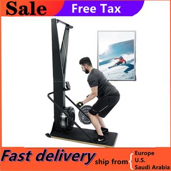 Sprzęt fitness na siłownię maszyna narciarska maszyna na rower fabryka erg narciarstwo trener crossfit maszyna narciarska maszyna do wiosłowania tanie i dobre opinie CN (pochodzenie)