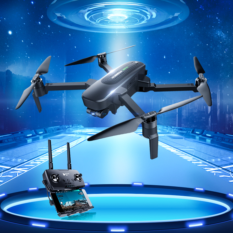 Clearance SaleHubsan Quadcopter Gimbal Camera Sphere Rc Drone FPV UHD Wifi 3-Axis Zino Pro GPS 4KM