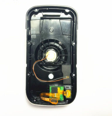 Bicycle speed meter Back cover for <font><b>GARMIN</b></font> <font><b>EDGE</b></font> <font><b>1000</b></font> housing stopwatch Back case replacement repair part image