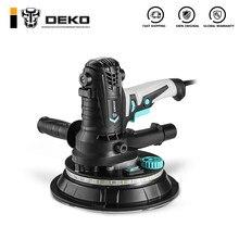 DEKO DKWP180CDLD 900W ponceuse à cloison sèche avec lumière LED et sac étanche à la poussière
