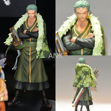 Collection-Toys Zoro-Figure-Toy Shankusu-Figure Roronoa Action-Anime One-Piece Children
