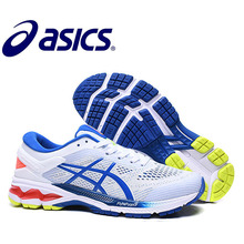 Asics Running Shoes 2019 New Arrivals Original Gel-Kayano 26 Mens Sports Sneaker Gel Kayano
