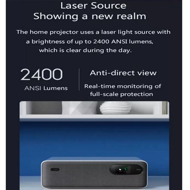 Proyector Xiaomi Mijia Laser Projector 3