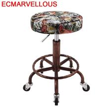 Makeup Silla Barbero Mueble Sedia Stoel Stoelen Furniture Hairdresser Barbearia Salon Barbershop Cadeira Barber Chair