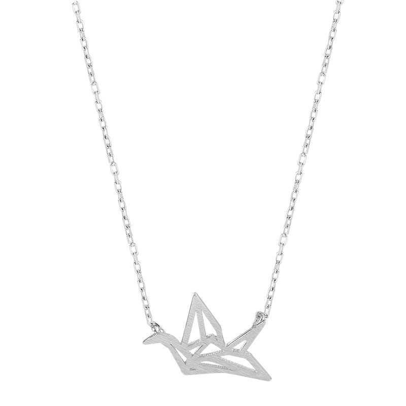 2019 nowy Hollow Out The Dove momenty kobiety Holiday Beach kreatywne naszyjniki biżuteria hurtowych