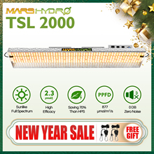 Mars Hydro TSL 2000W spettro completo Led coltiva la luce Veg Flower Plant Indoor Grow curtain Kit pettine multi-size