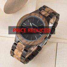 Wood Bracelet Wristwatch Movement Miyota Customize BOBO Relogio Craft Gift Masculino