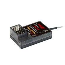 Cooltech RSF04C S-FHSS Récepteur Compatible pour FUTABA Surface Systèmes 3PV 4PV 4PX 7PX