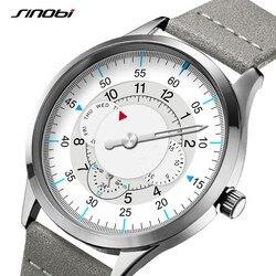 Sinobi nova moda relógio dos homens relógios com aço inoxidável marca superior luxo esportes à prova dwaterproof água relógio de quartzo masculino