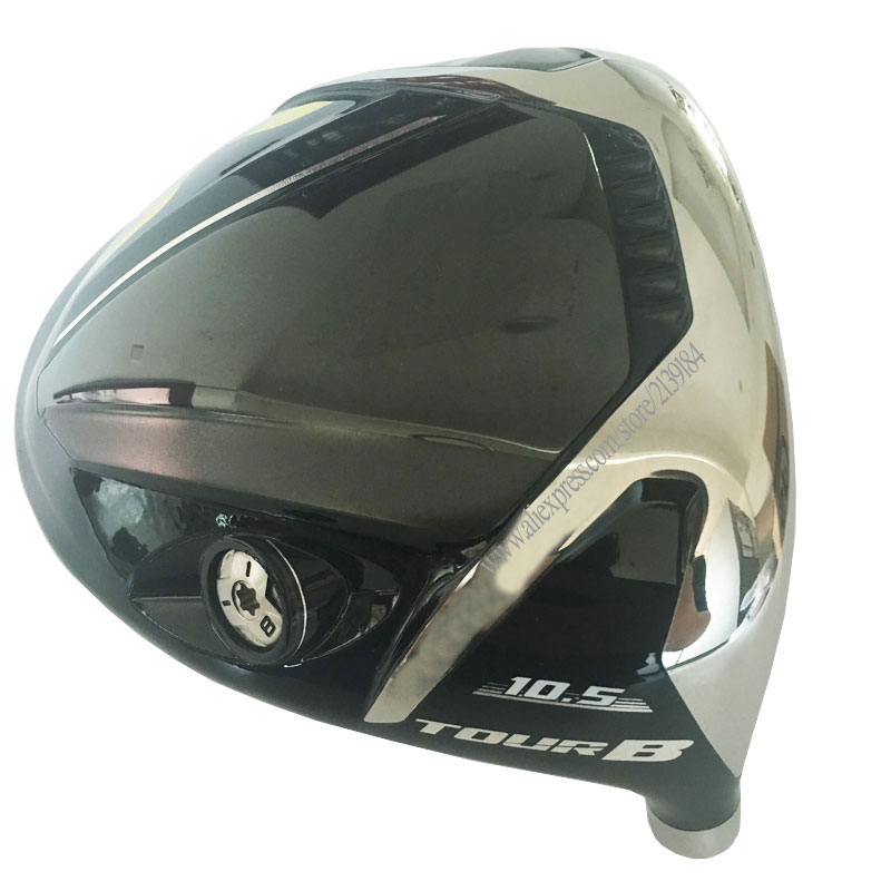 New Driver Golf Head TOUR B JGR Golf Drivers 9 And 10 Loft Clubs Driver Head No Golf Shaft Cooyute Free Shipping