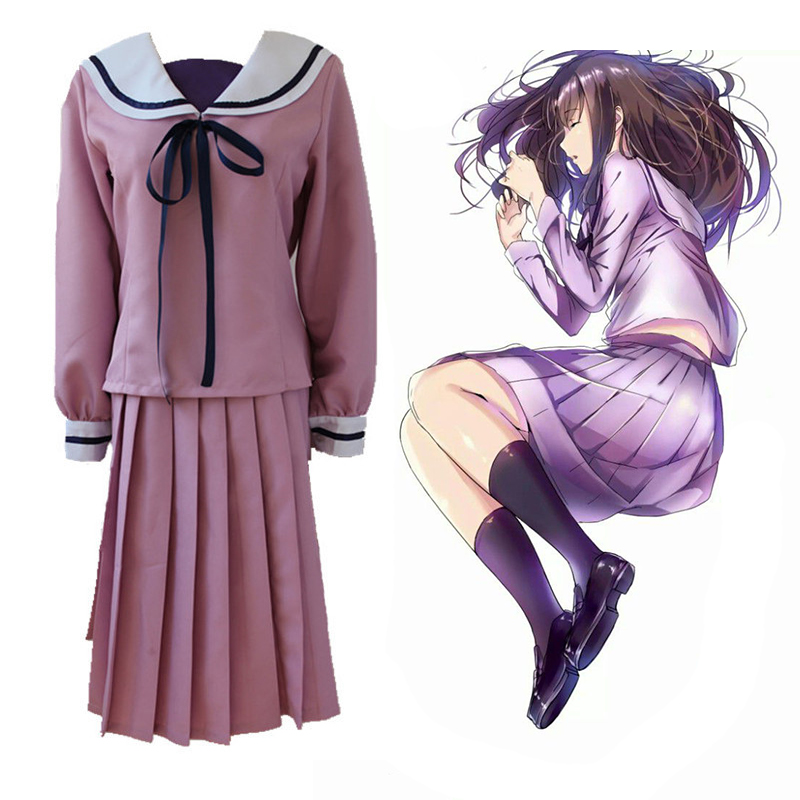 Anime Noragami Stray God Cosplay Costumes Hiyori Iki Cosplay Costume Dresses Halloween Party Noragami Women Cosplay Costume