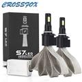 Ampoules de phare antibrouillard H1 H3 H27 H7 | 12000LM  880/HB3 9005/HB4 H4  phare de voiture H7 H4 9006