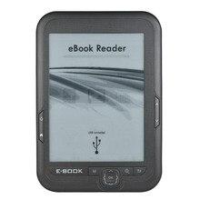 E-books – liseuse de livres électroniques 6 pouces, 16 go de mémoire, écran enk capacitif, e-books, MP3, avec étui, WMA, PDF, htl