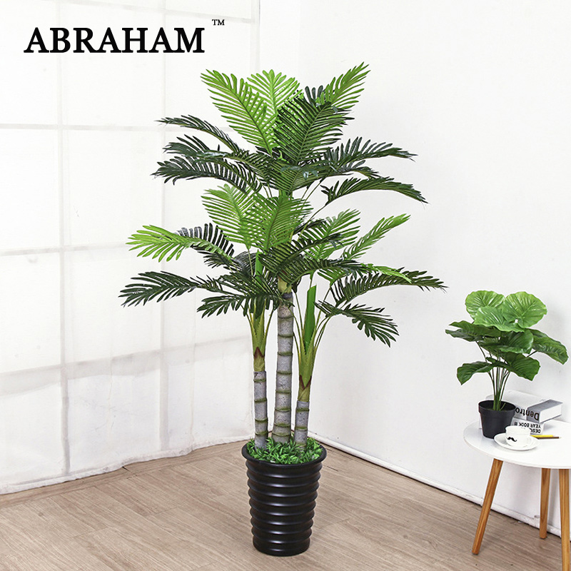 180cm Tropical Palm Tree Large Artificial Plants Fake Monstera Plastic Palm Leaves Green Indoor Plant For Home Office Shop Decor Buy At The Price Of 219 99 In Aliexpress Com Imall Com