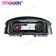 Für VW B8 PASSAT CC golf 7 GTI Variante Auto LCD Instrument Panel Ersatz Dashboard Unterhaltung Intelligente Multimedia